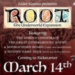 New Kickstarter Coming for Root: The Underworld Expansion