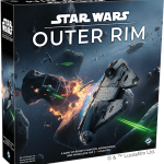 Fantasy Flight Games Announces Star Wars: Outer Rim Board Game
