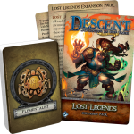 FFG Announces Lost Legends Expansion Pack for Descent: Journeys in the Dark
