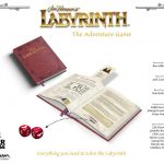 Jim Henson's Labyrinth - The Adventure Game RPG Coming from Riverhorse Games