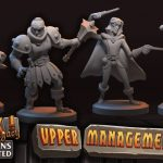 Clank! Legacy Acquisitions Incorporated Upper Management Pack Coming Soon