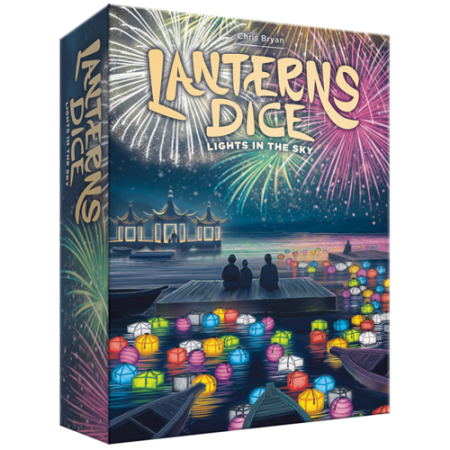 Lanterns Dice: Lights in the Sky Available to Pre Order