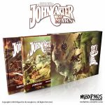 New John Carter of Mars Releases from Modiphius