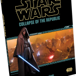 Collapse of the Republic Sourcebook for Star Wars RPG Announced