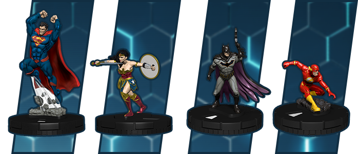 DC Universe Rebirth HeroClix Set Available Now