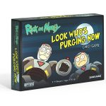 Cryptozoic Announces Rick and Morty: Look Who's Purging Now Card Game