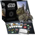 Dewback Rider Unit Expansion Announced for Star Wars: Legion