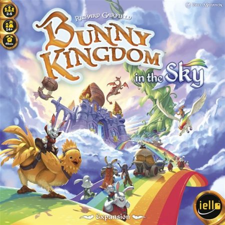 Bunny Kingdom In The Sky Expansion Now Available from Iello!