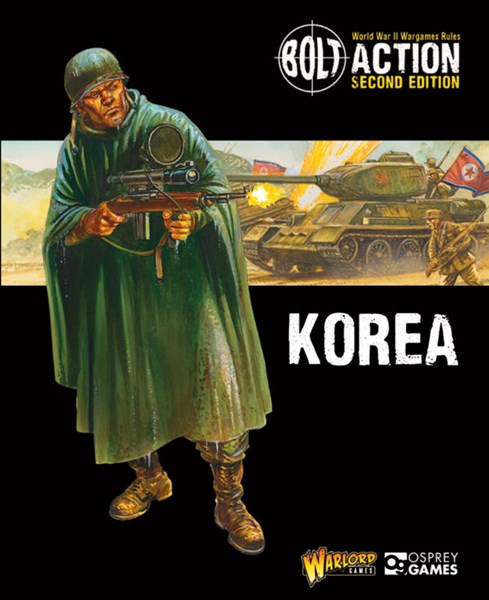 Warlord Games Announces Bolt Action: Korea