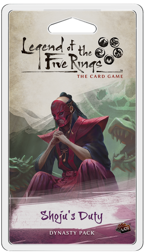 Fantasy Flight Games Announces Shoju's Duty for Lot5R