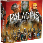 Renegade Game Studios Announces Paladins of the West Kingdom