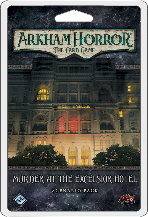 Announcing a New Standalone Adventure for Arkham Horror LCG