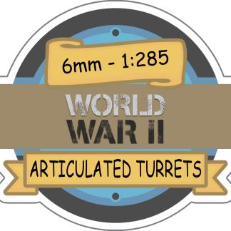 World War 2 (Articulated Turrets)